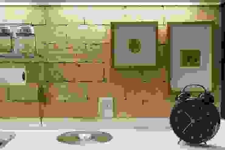 by Daniela Tolotti Arquitetura e Design Rustic