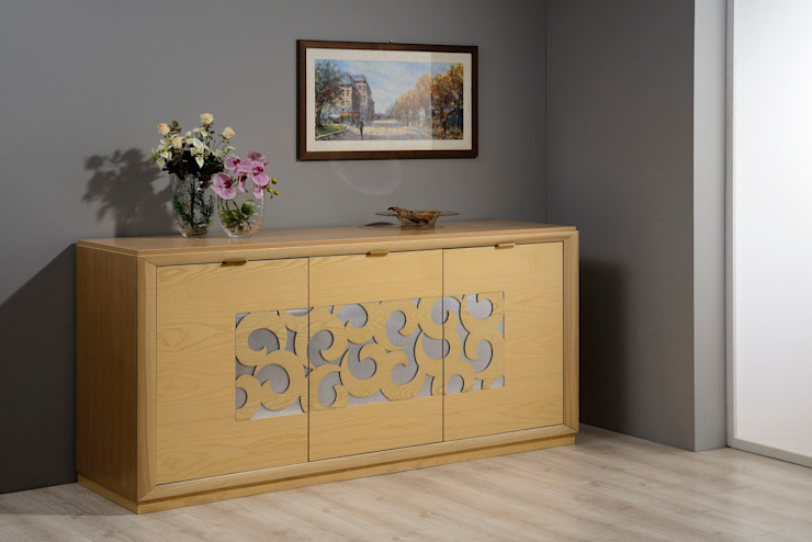 CORDEL s.r.l. EsszimmerBuffets und Sideboards Holz Holznachbildung