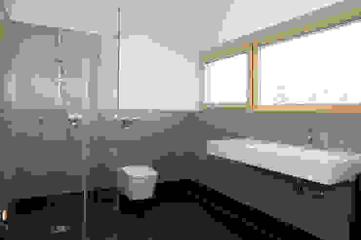 Bad Moderne Badezimmer von Fichtner Gruber Architekten Modern