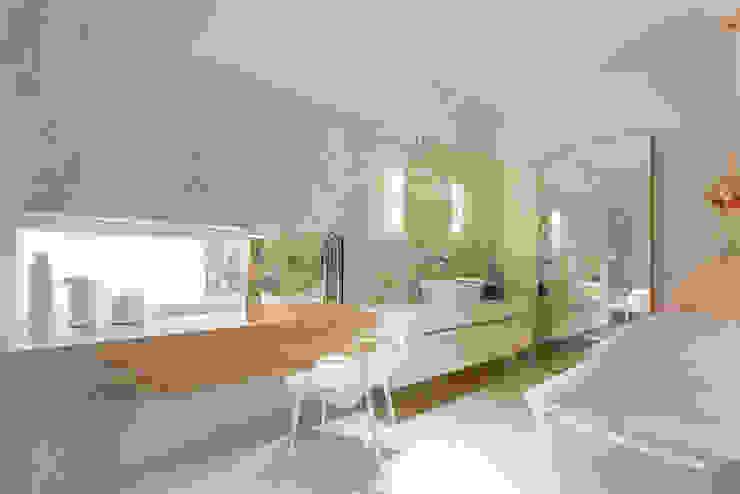 Eclectische badkamers van oyster Eclectisch