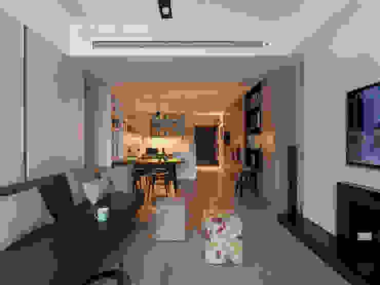 倍果設計有限公司 Colonial style study/office