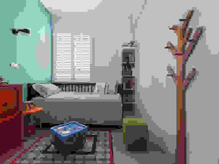 倍果設計有限公司 Scandinavian style bedroom