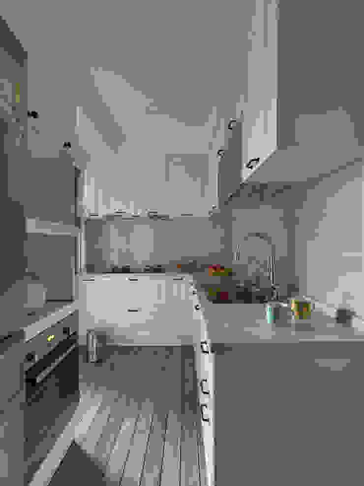倍果設計有限公司 Colonial style kitchen
