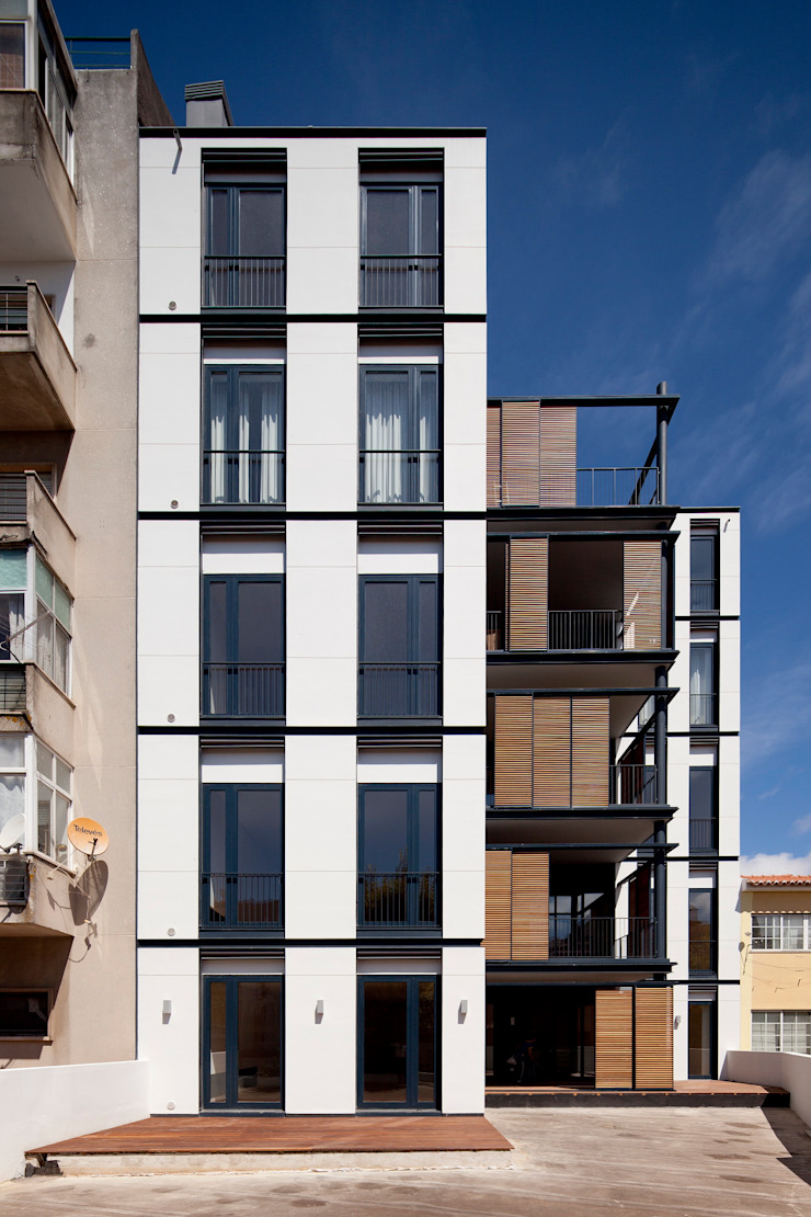 RRJ Arquitectos Case moderne