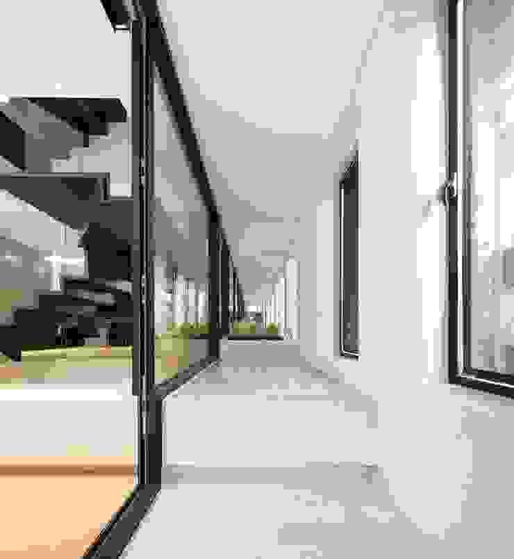 RRJ Arquitectos Living room