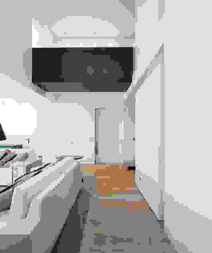RRJ Arquitectos Modern living room