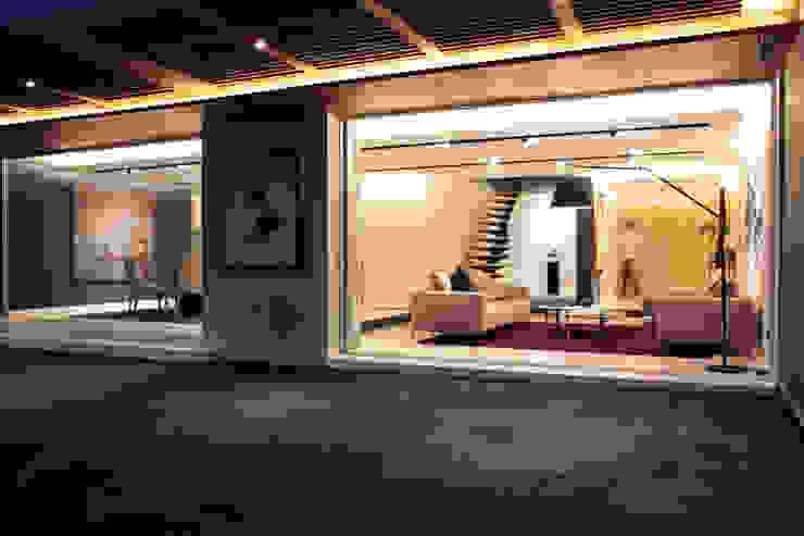 Casa Country Modern Living Room by MM estudio interior Modern