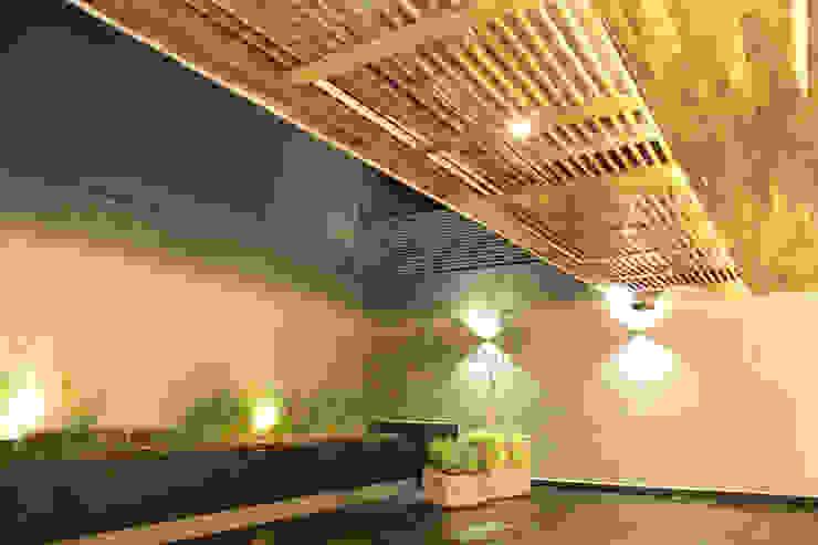 Casa Country Modern Terrace by MM estudio interior Modern