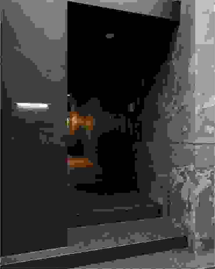 招待所 現代房屋設計點子、靈感 & 圖片 根據 木皆空間設計 現代風