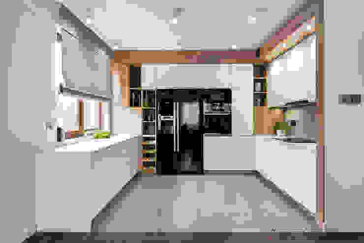 Küche von Q2Design, Modern
