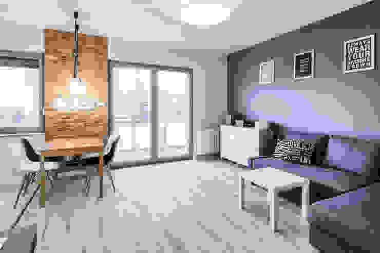 Salas / recibidores de estilo  por Partner Design,