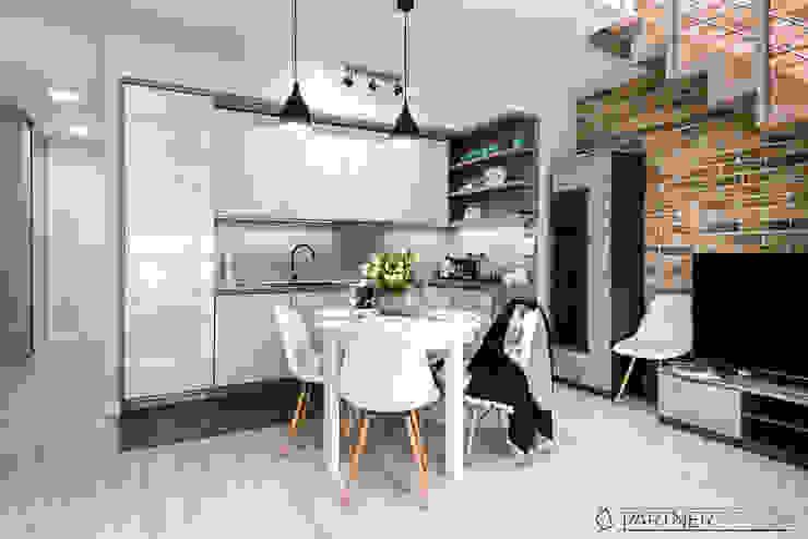 مطبخ تنفيذ Partner Design,