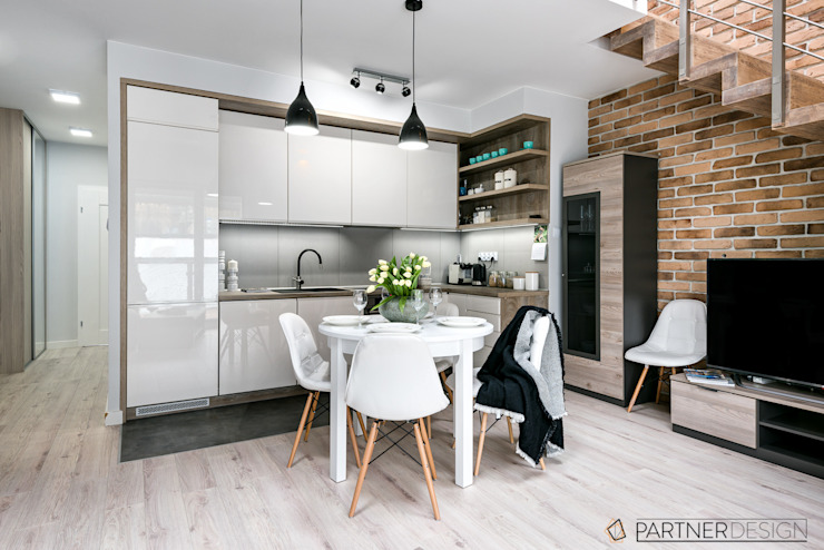 Cocinas de estilo  por Partner Design, Moderno