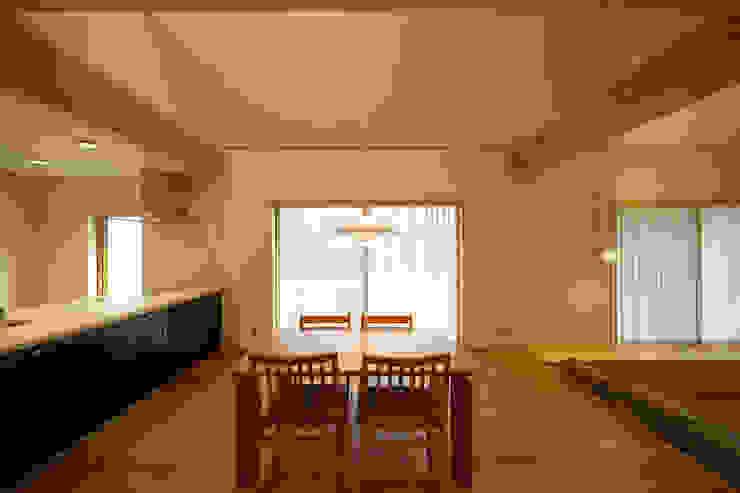 アトリエ・アースワーク Scandinavian style dining room