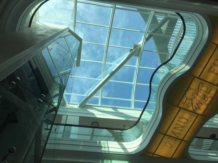 陰影舞動 根據 植建築 鉅凱建築師事務所/原果室內創研設計 現代風