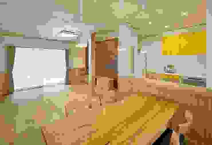 小栗建築設計室 Eclectic style dining room