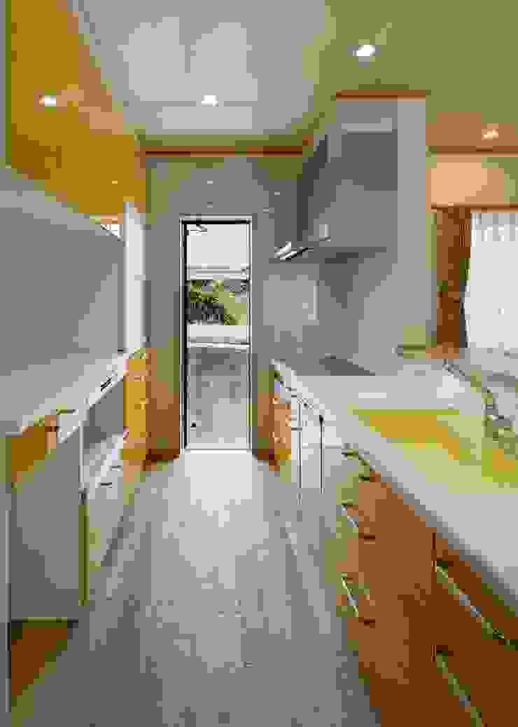 小栗建築設計室 Kitchen