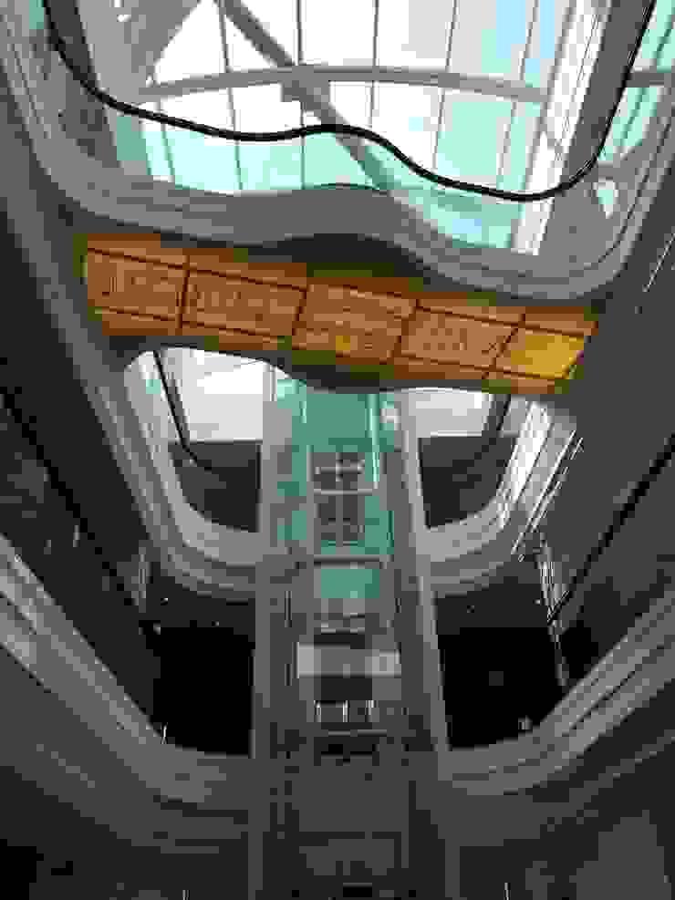 一座「鵲」橋 根據 植建築 鉅凱建築師事務所/原果室內創研設計 現代風