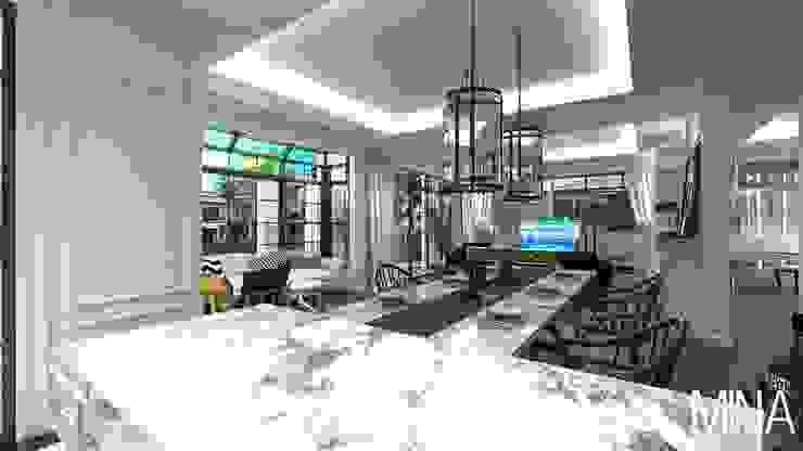 by MINA Interior Design