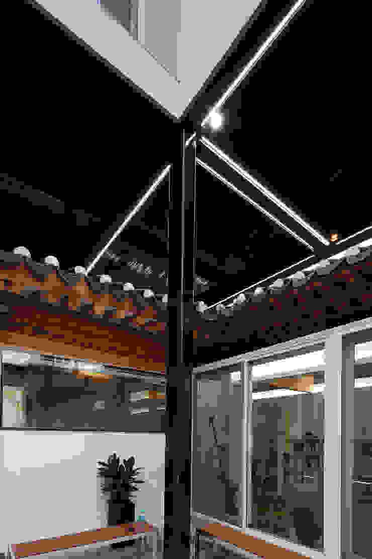 한옥이 가지는 구조적 한계 아시아스타일 주택 by CoRe architects 한옥