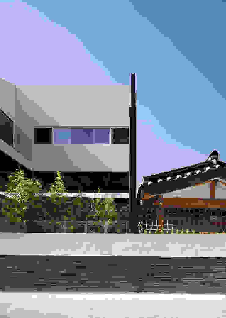 신설동 한옥 증축 리모델링 아시아스타일 주택 by CoRe architects 한옥