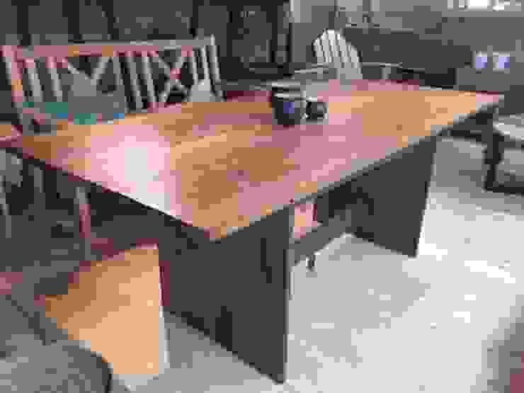 Mesa de madera de Surdeco Clásico Madera Acabado en madera