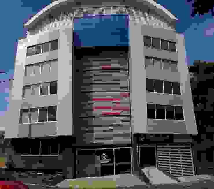 Fachada Casas modernas de Lina Rosas Diseño Interior Moderno