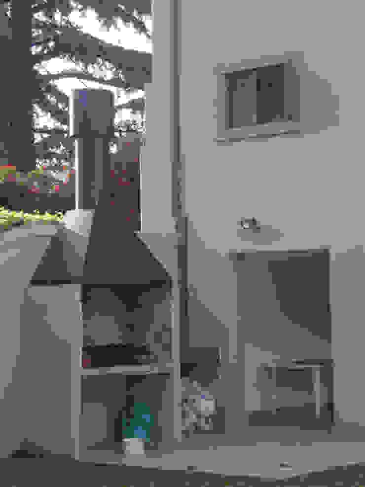 ARQUITECTA MORIELLO 現代房屋設計點子、靈感 & 圖片