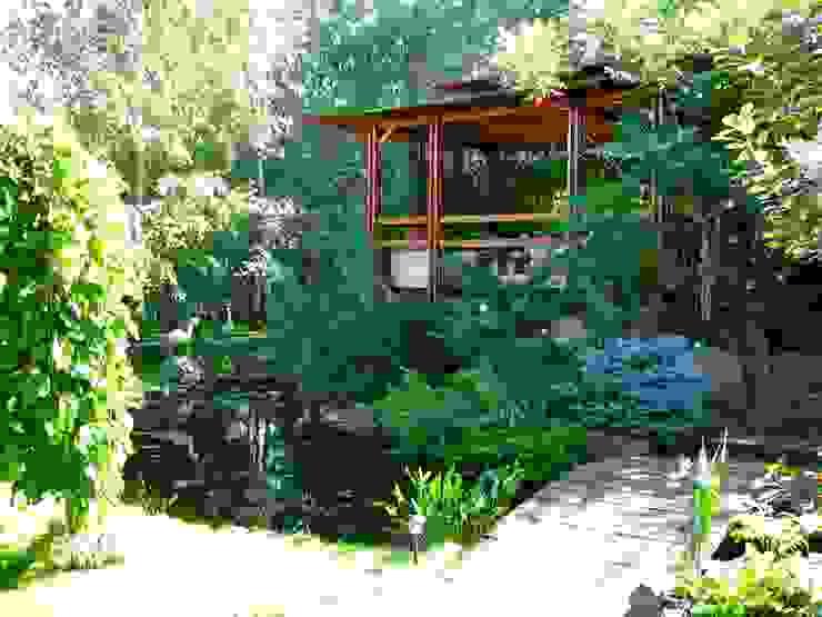 Экскурс в историю Сад в азиатском стиле от Укр Ландшафт Парк Азиатский