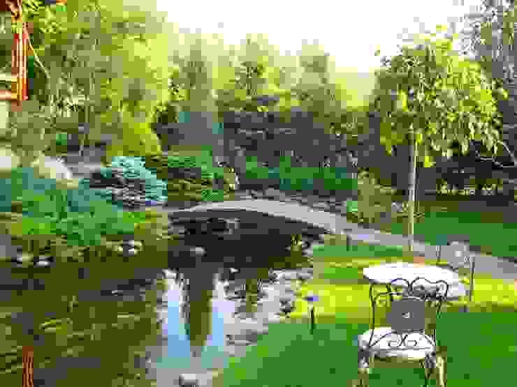 Azjatycki ogród od Укр Ландшафт Парк Azjatycki