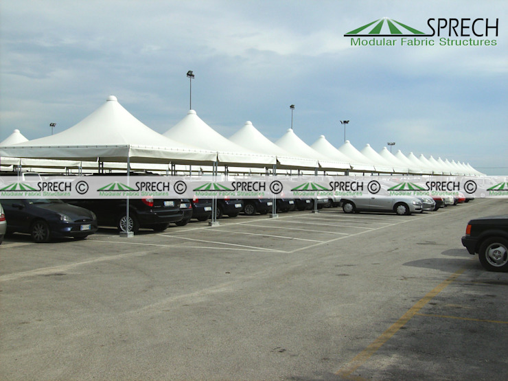 Airone Classic by Sprech Tenso-Structures Pvt. Ltd.