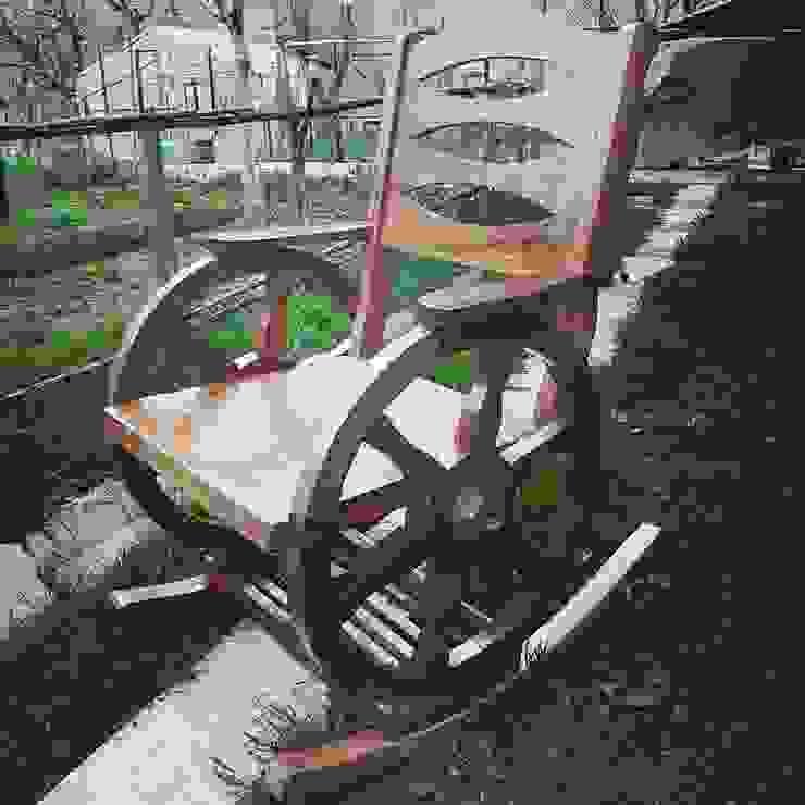 de Coşkun Ahşap Dekorasyon Rústico Madera Acabado en madera