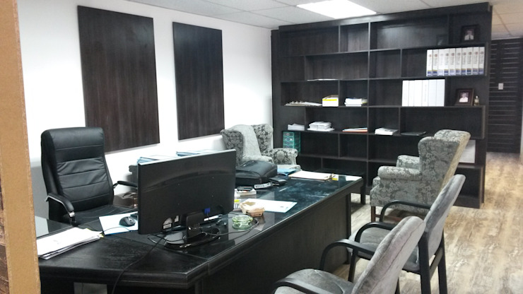 Studies and Offices by SCD Group Classic Wood Wood effect