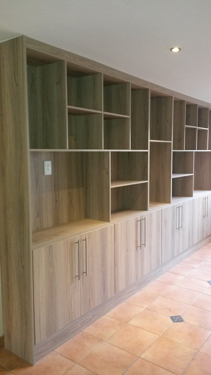 Tv and display unit by SCD Group Classic Wood Wood effect