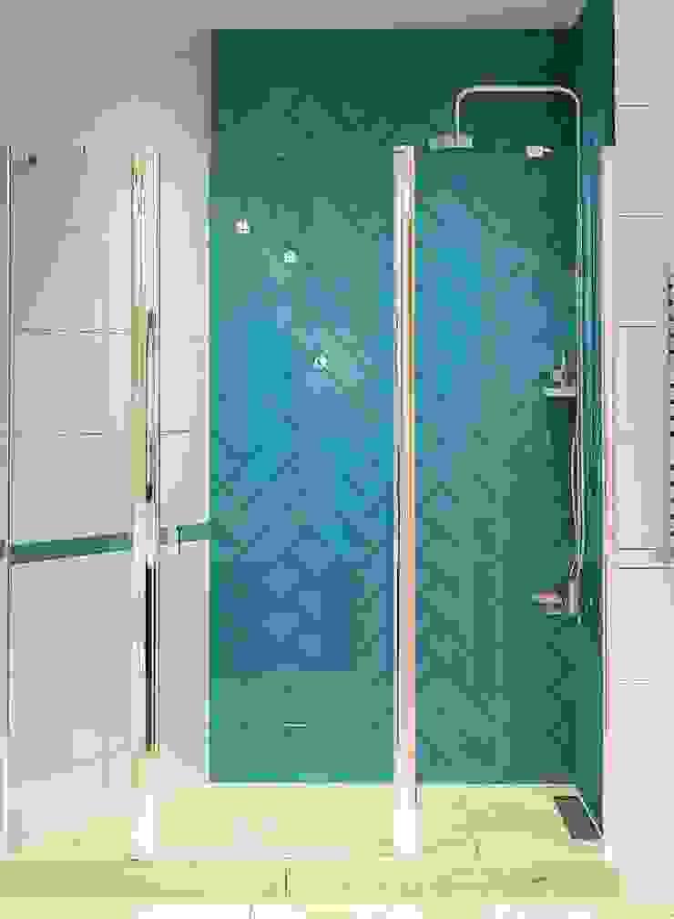 ДизайнМастер Modern Home Wine Cellar Turquoise