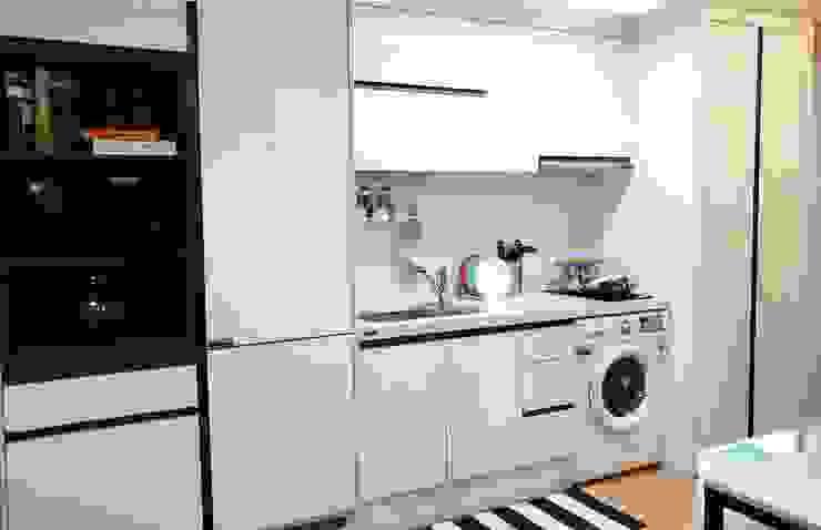 廚房 by 모린홈