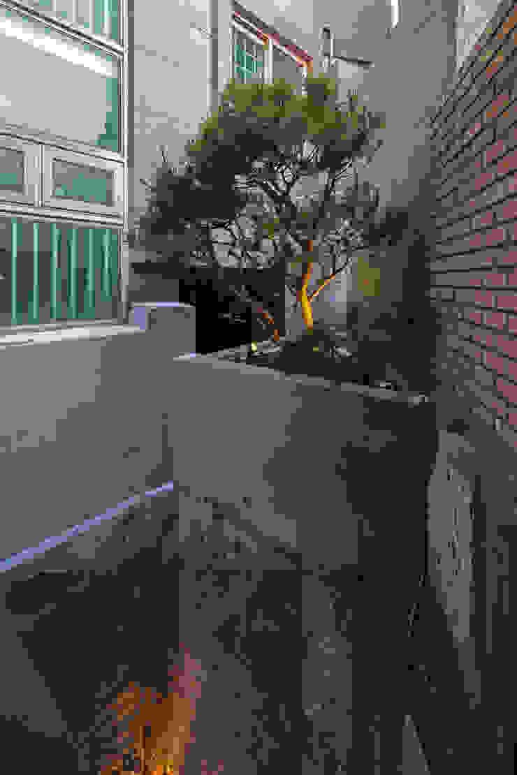 용산구 후암동 프로젝트 모던스타일 주택 by tuneplanning 모던
