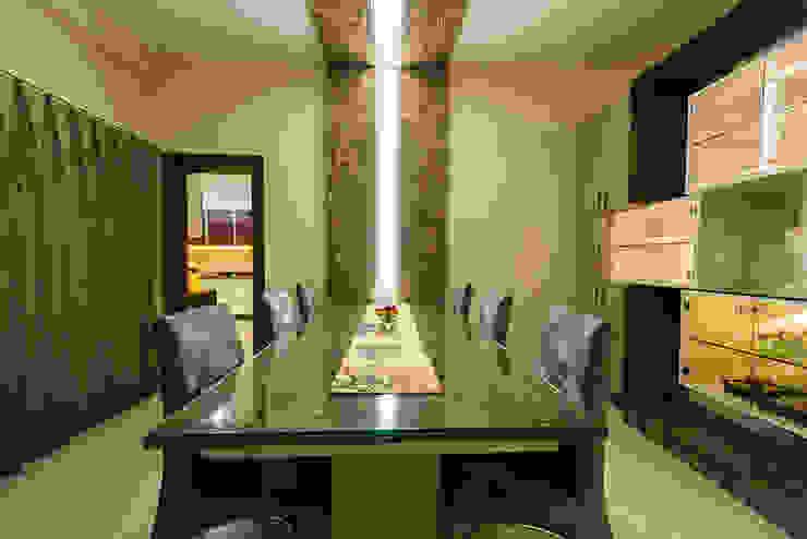 Dining room by Ankit Goenka