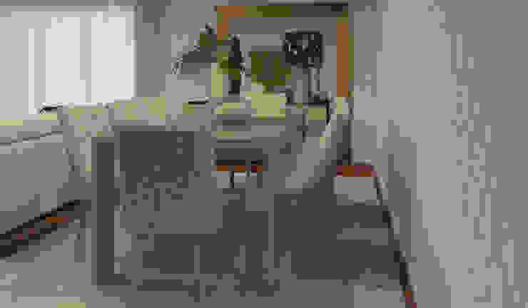 Phòng ăn phong cách hiện đại bởi Ana Andrade - Design de Interiores Hiện đại