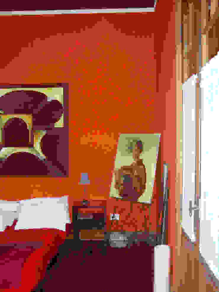 Salas de estilo clásico de ARQUITECTA MORIELLO Clásico