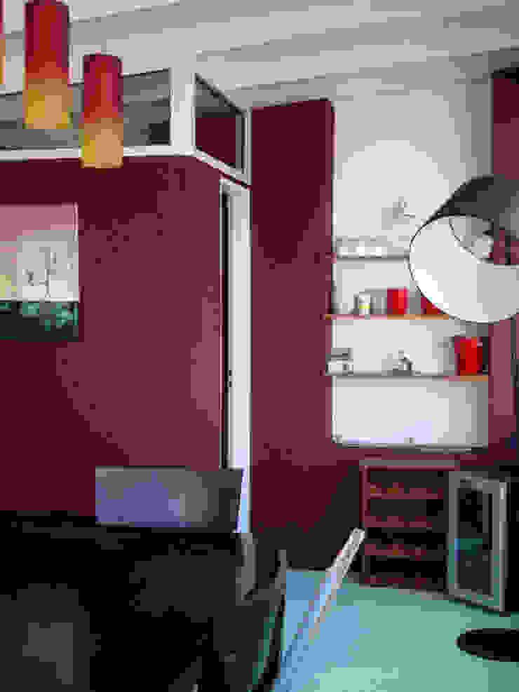 Oficinas de estilo clásico de ARQUITECTA MORIELLO Clásico