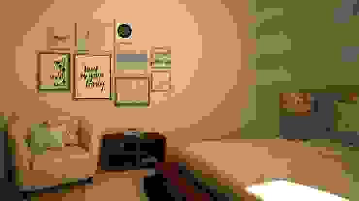 Moderne Schlafzimmer von Ana Andrade - Design de Interiores Modern