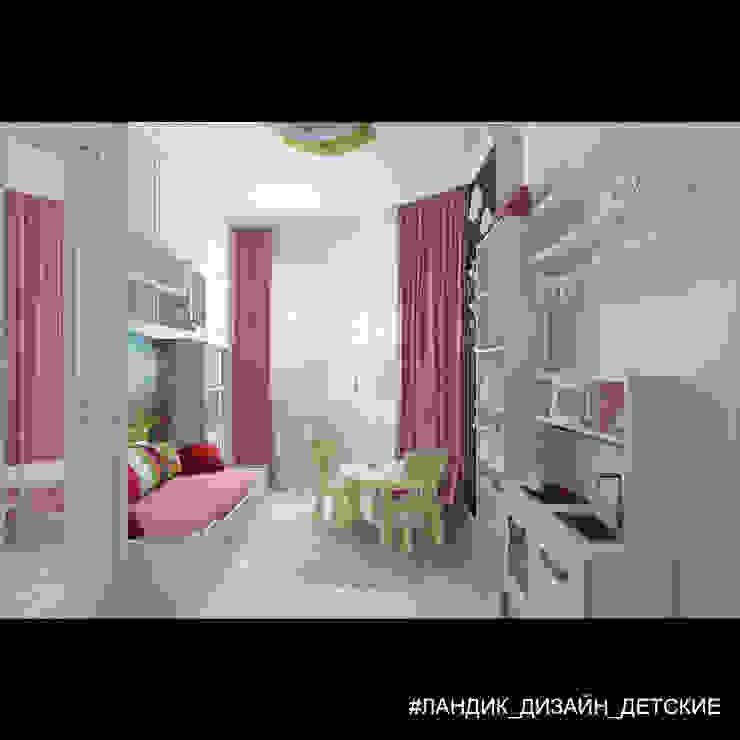 غرفة الاطفال تنفيذ LANDIK INTERIOR DESIGN, حداثي