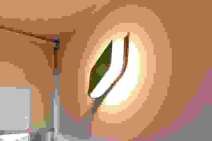 Modern style bedroom by architetto Davide Fornero Modern Slate