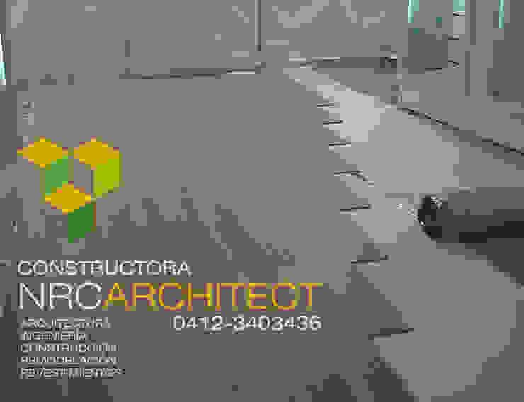 modern  by Constructora NRC ARCHITECT C.A., Modern