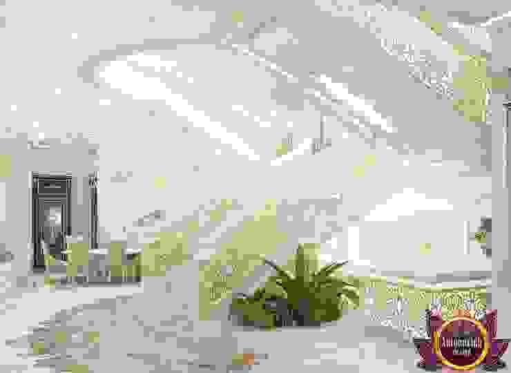 الممر والمدخل تنفيذ Luxury Antonovich Design, كلاسيكي