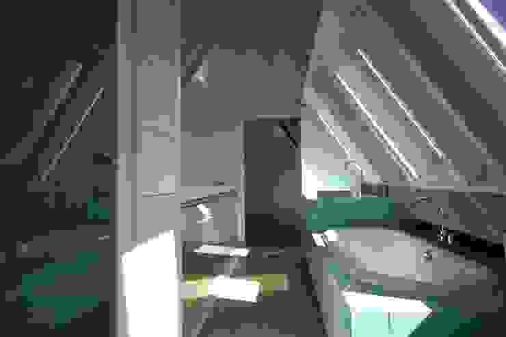 open badkamer Moderne badkamers van ARK+ Modern