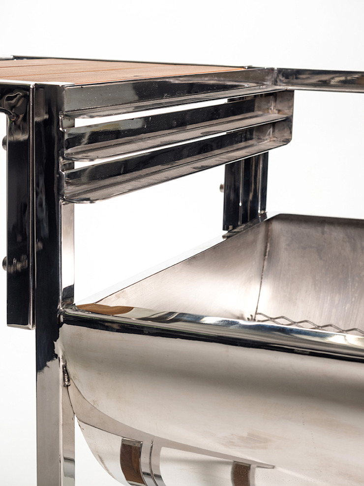 Ultimate Drum Braai: country  by Botany Stainless Steel, Country