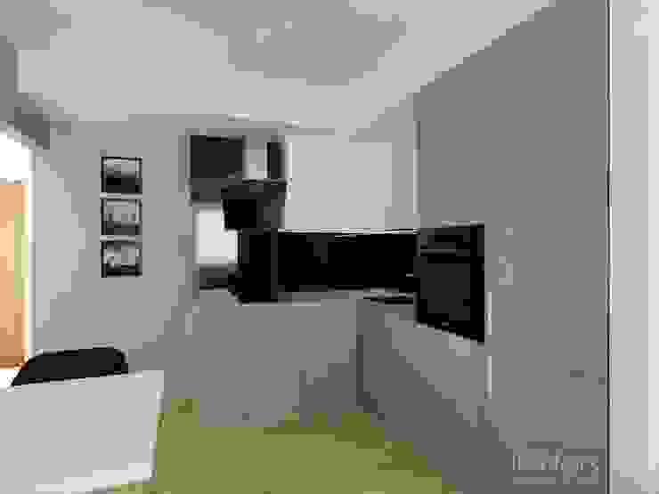 Cuisine moderne par INNers - architektura wnętrza Moderne