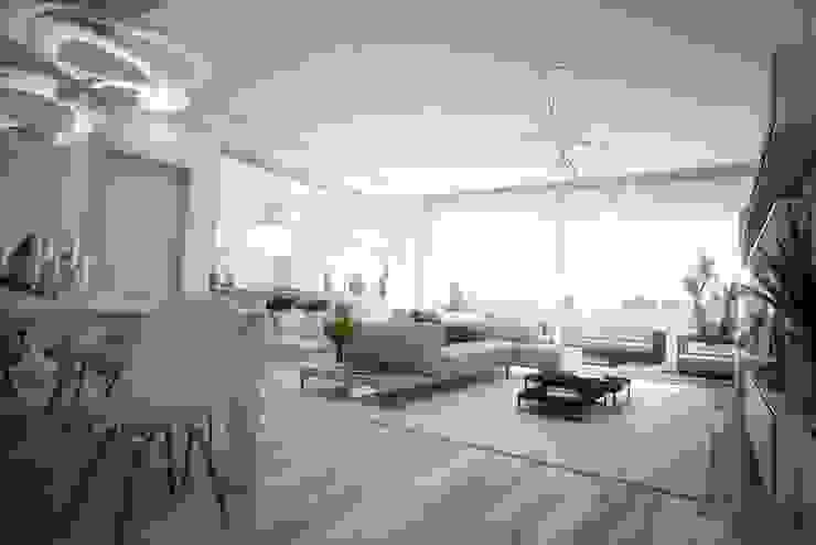Modern living room by Ivan Rivoltella Modern